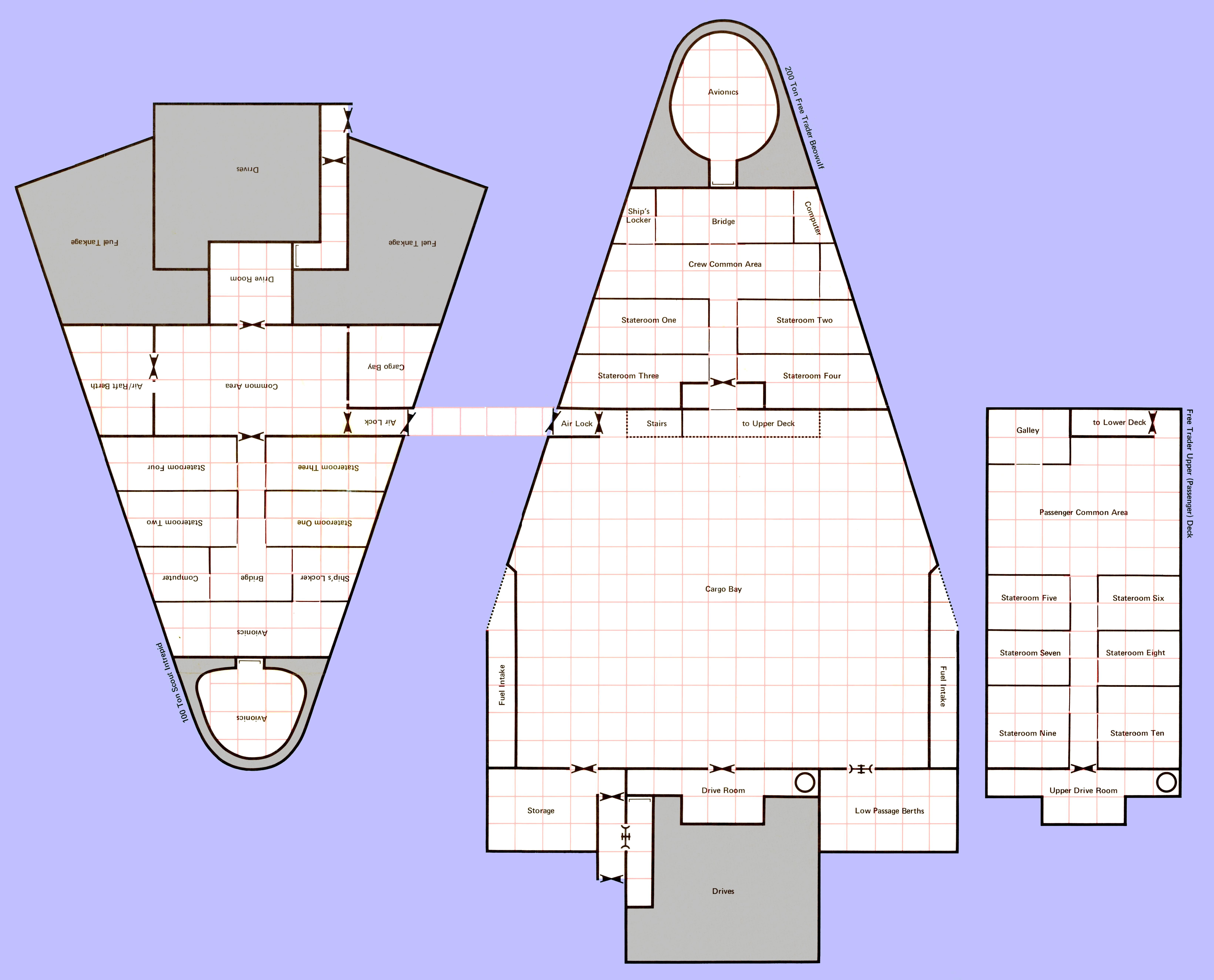 Snapshot modified deck plans baanklon Choice Image